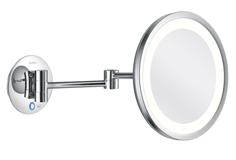 ドイツ製の照明付拡大鏡