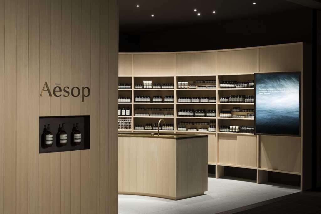 Aesop JP Store Nihonbashi 01