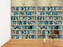 """""""本のある空間""""のための新作壁紙"""