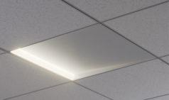 グリッド天井を光らせる照明器具 SmartArchi(スマートアーキ)
