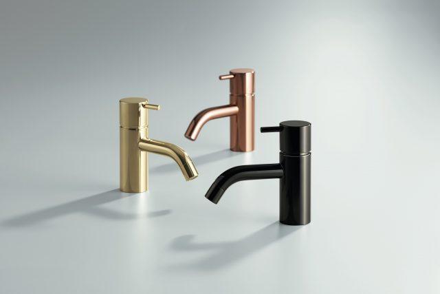 水栓金具「VOLA 」からエクスクルーシブな新色が登場