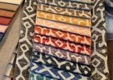 椅子生地「NT-FOESTA」(NEAT eco fabricシリーズ)