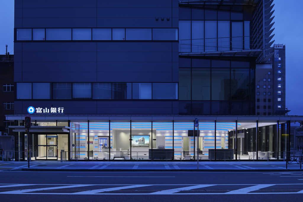 富山銀行 新本店