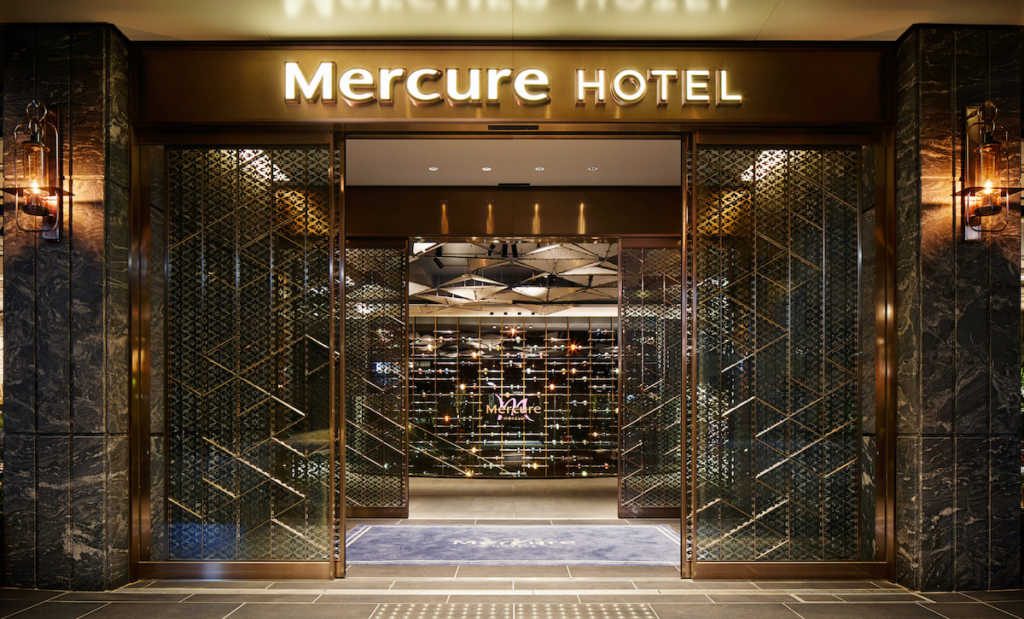 MERCURE KYOTO STATION