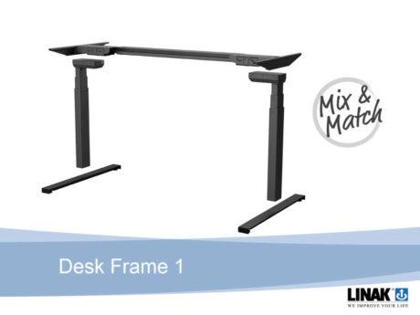 昇降デスク用ユニットDesk Frame 1