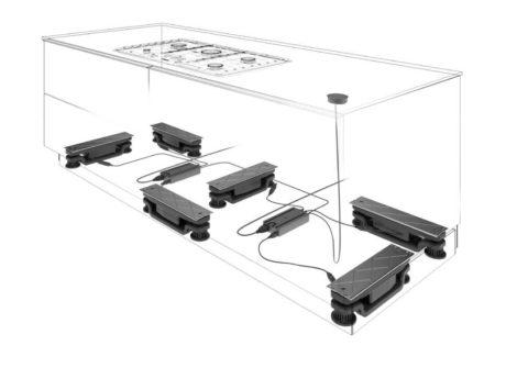 キッチン向け電動アクチュエータ – LINAK Baselift™
