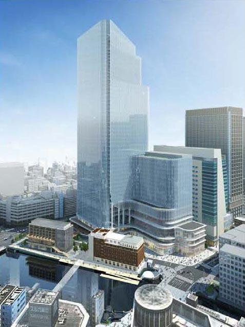 「ウォルドーフ・アストリア東京日本橋」2026年開業