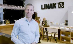 Get moving with LINAK at Stockholm Furniture Fair 2020