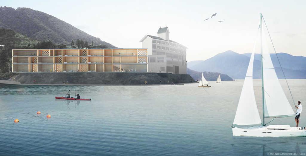2021年夏、島根・隠岐諸島にジオパーク×ホテル「Entô(エントウ)」開業