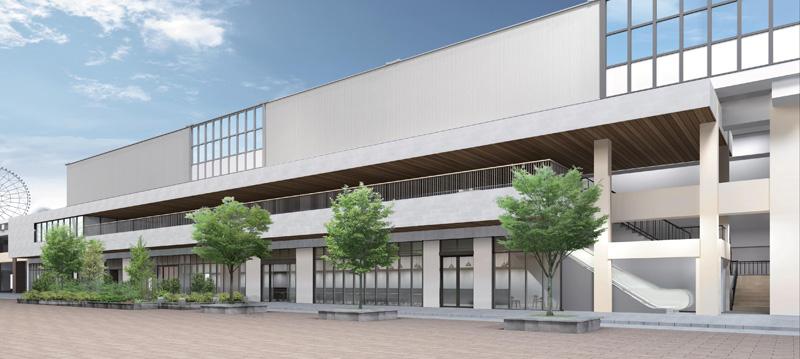 「葛西臨海公園」駅高架下に複合商業施設「Ff」が開業