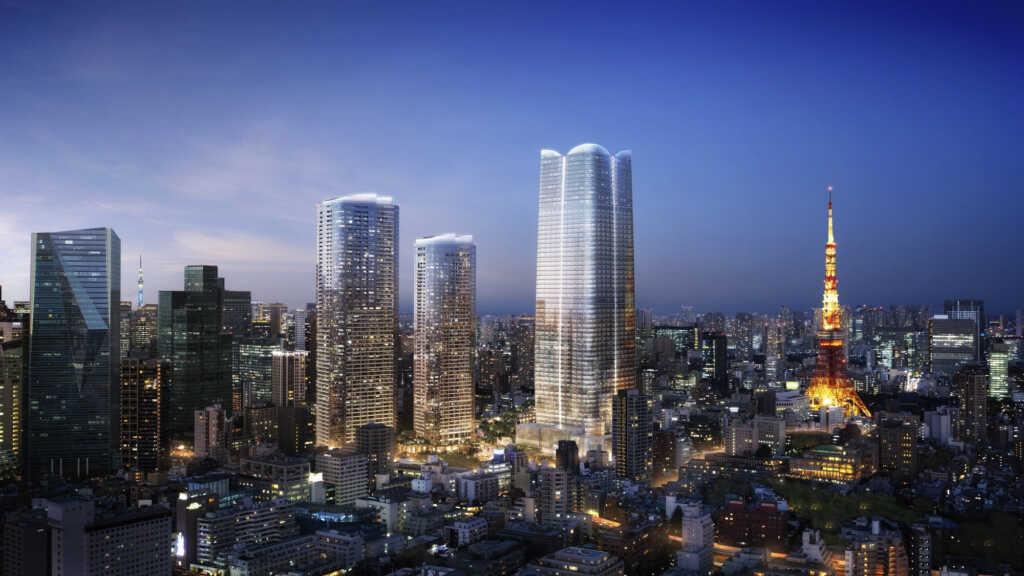 「アマンレジデンス 東京」と「ジャヌ東京」が2023年開業