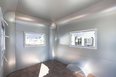移動する空間「Mobile Space箱部屋」