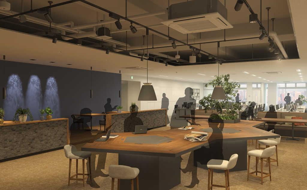 パナソニックからオフィス用照明器具が新発売