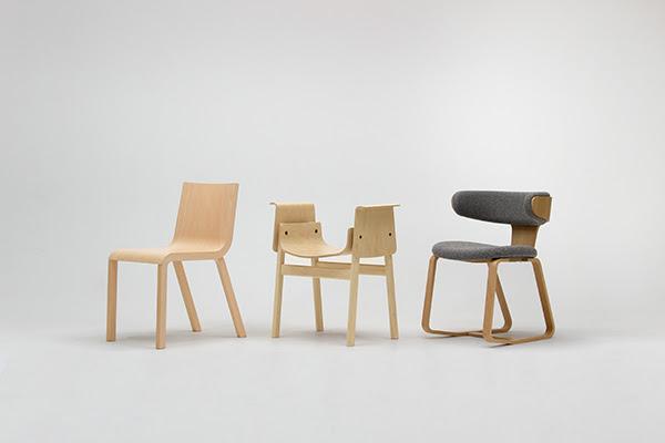 「天童木工」3人のデザイナーによる新作発表