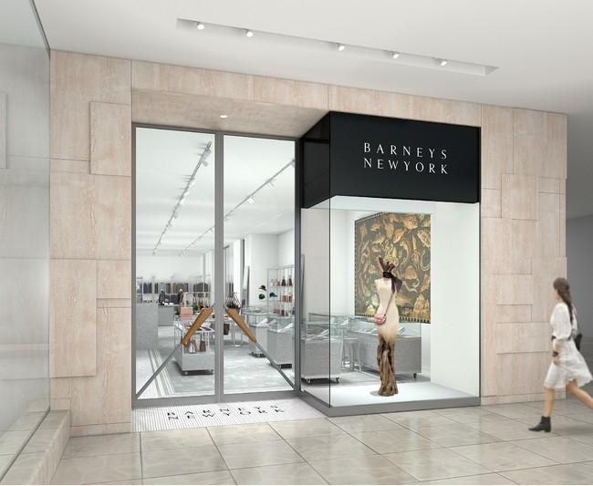 バーニーズ ニューヨーク国内初のコンセプトショップが渋谷にオープン