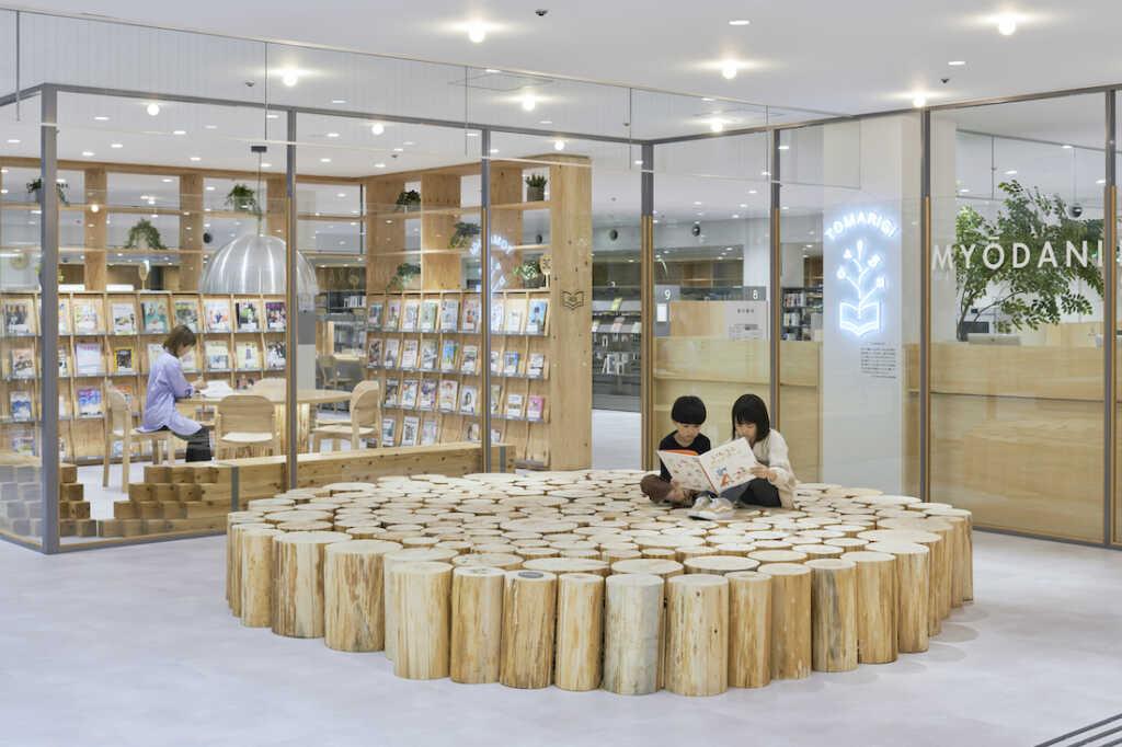 神戸市立名谷図書館
