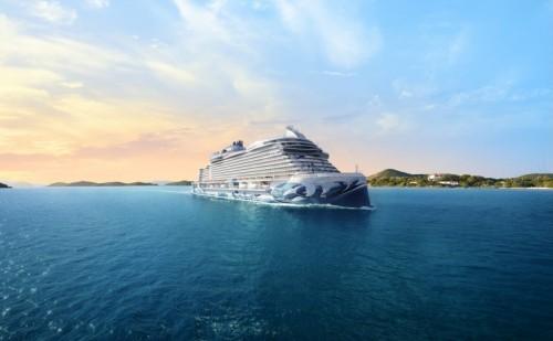 クルーズ客船「ノルウェージャン プリマ」2022年就航